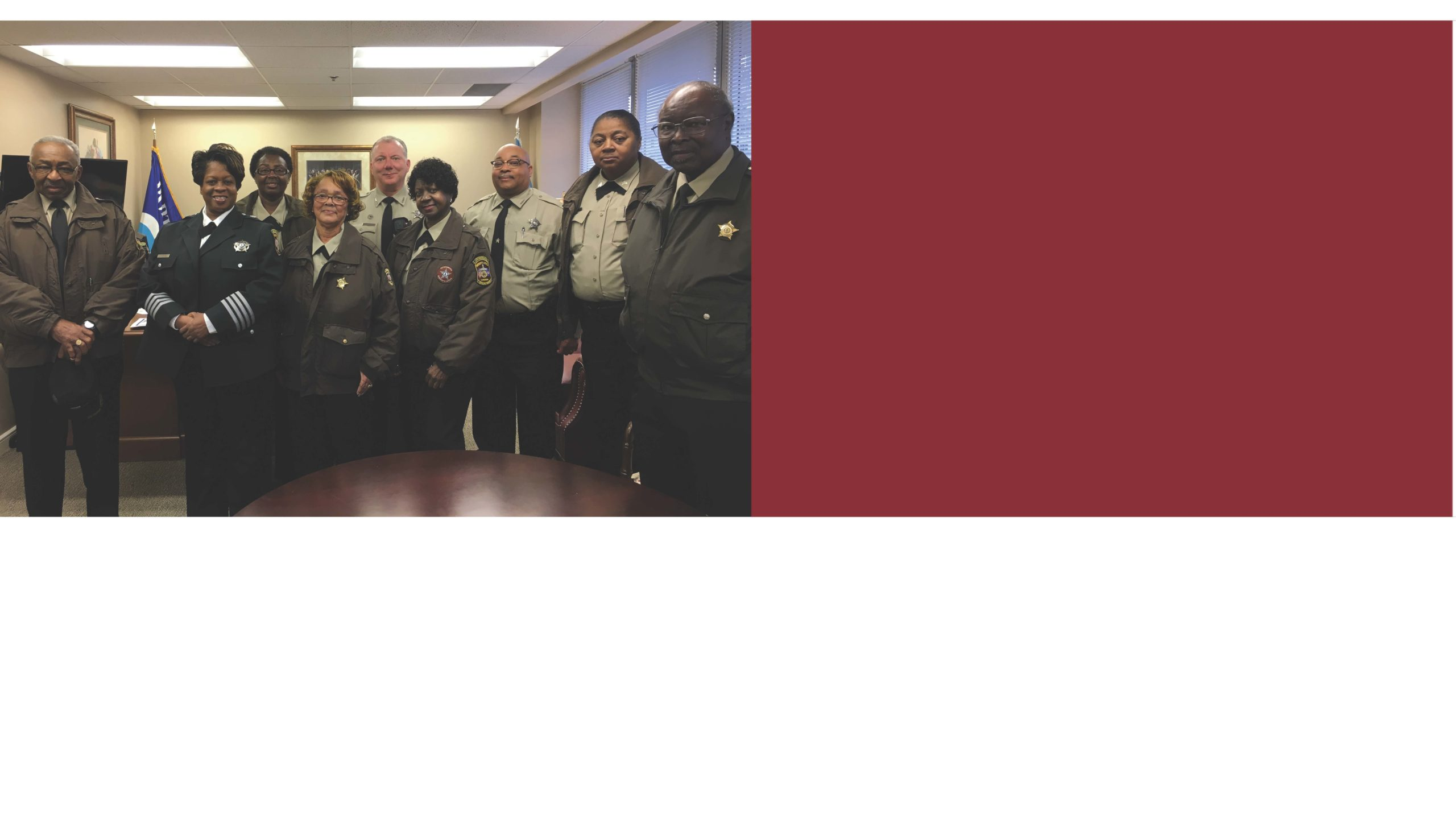 Our sheriffs work to protect the people of Virginia